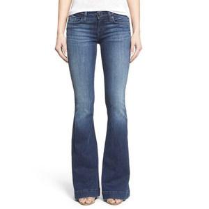 Hudson Nordstrom  Ferris Flare Trouser Jeans 26 2